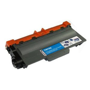 Brother TN-750 HY, TN-720 SY Laserjet Cartridge, black