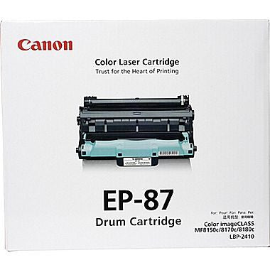 Canon Color Laserjet Cartridges EP 87 series