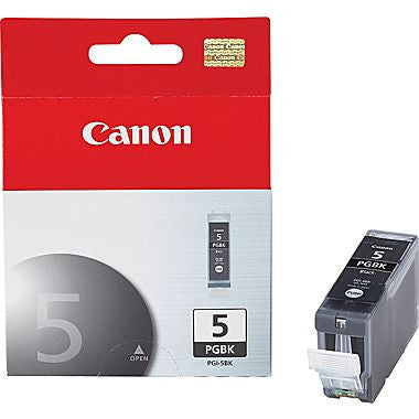 Canon inkjet PGI-5 BK, CLI-8 color cartridge series