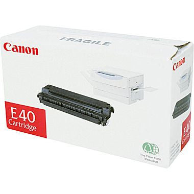 Canon Laserjet Cartridge E40, Black