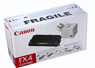 Canon Laserjet Cartridge FX 4, Black