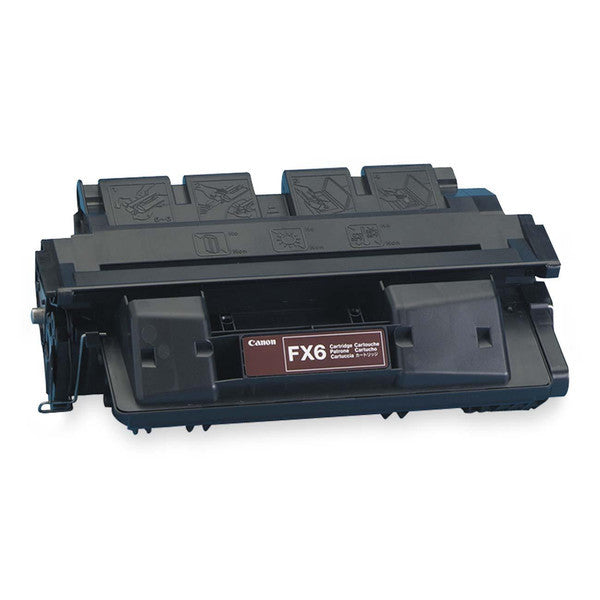 Canon Laserjet Cartridge FX 6, Black