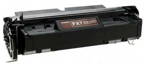 Canon Laserjet Cartridge FX7, Black