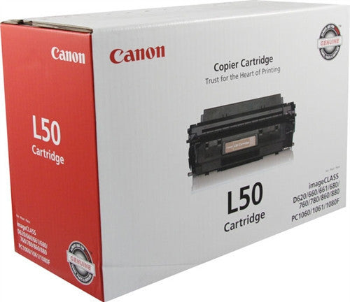 Canon Laserjet Cartridge L50, Black