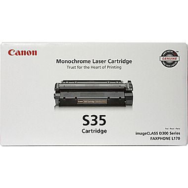 Canon Laserjet Cartridge S35, Black