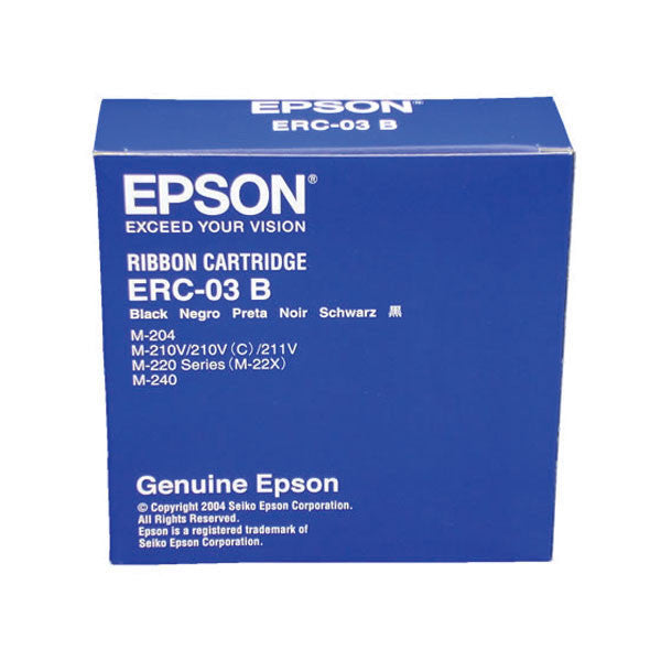 Epson Ribbon Cartridge ERC-03