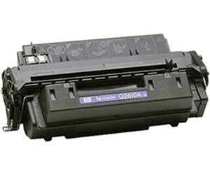 HP Laserjet Cartridge Q2610A, HP 10A, Black