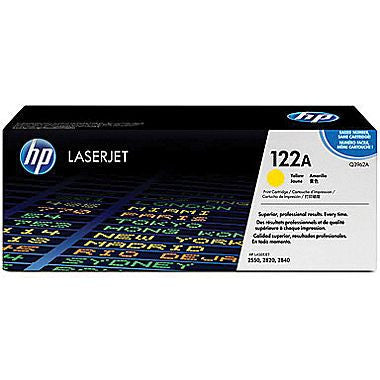 HP color Laserjet Cartridge HP 122A series