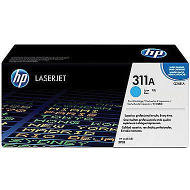 HP color Laserjet Cartridge HP 311A series