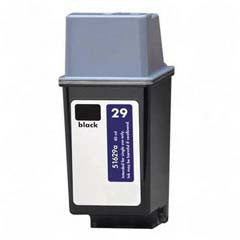 HP Inkjet Cartridge No. 29, black