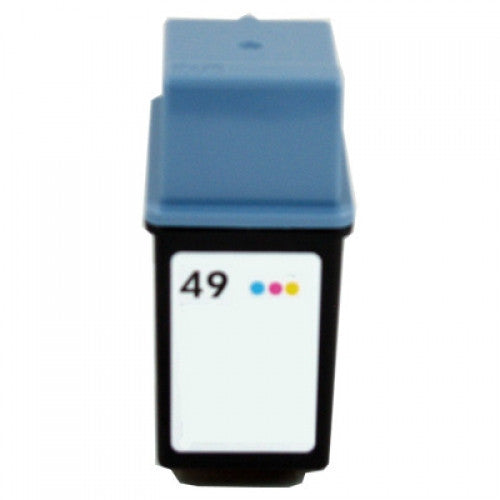 HP Inkjet Cartridge No. 49, Tricolor