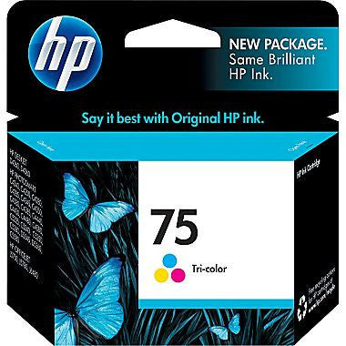 HP Inkjet Cartridge No. 75
