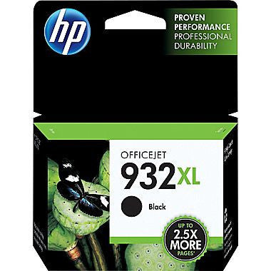 HP Inkjet Cartridge No. 932, black
