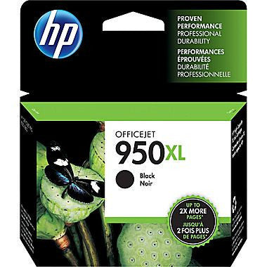 HP Inkjet Cartridge No. 950, black