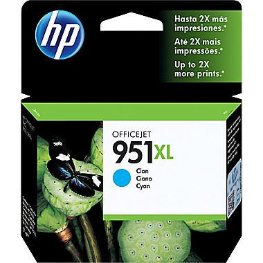 HP Inkjet Cartridge No. 951 color series