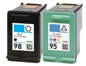 HP Inkjet Cartridge No. 95, Tri-Color