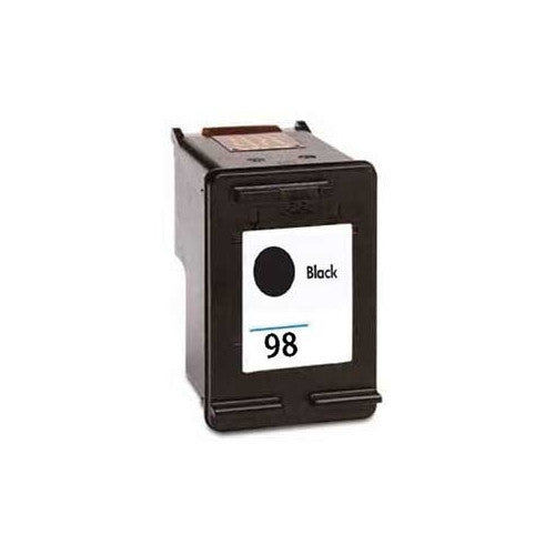 HP Inkjet Cartridge No. 98, Black