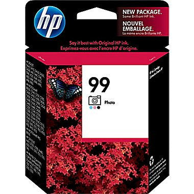 HP Inkjet Cartridge No. 99, Photo Ink