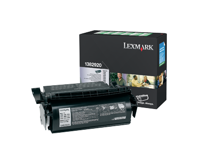 Lexmark laserjet cartridge Optra S series, black