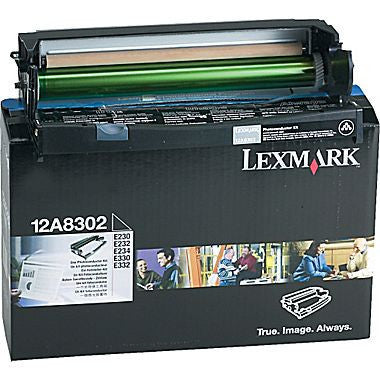 Lexmark Photoconductor Kit (drum cartridge), 12A8302