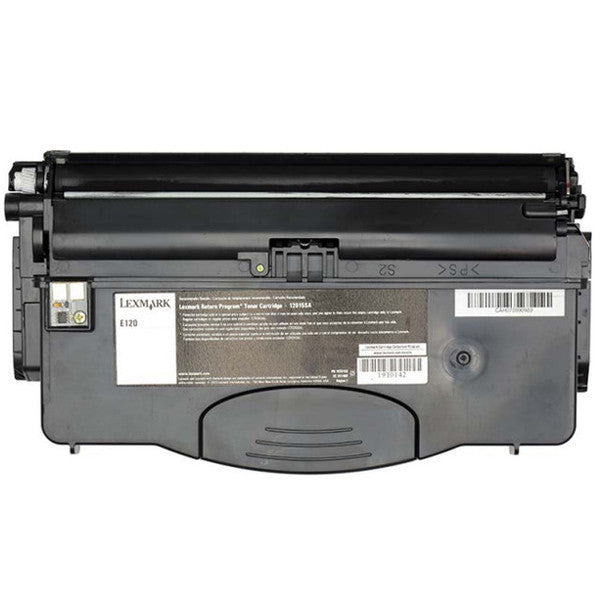 Lexmark laserjet cartridge 12015SA, E120, black