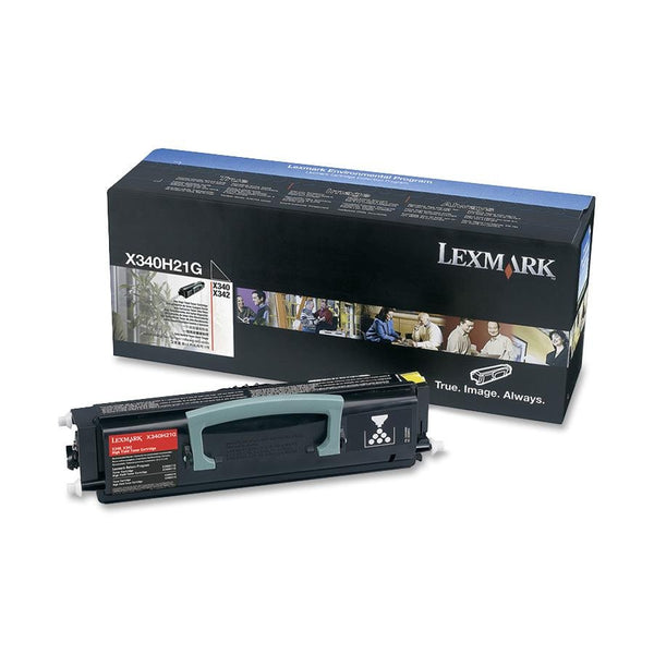 Lexmark laserjet cartridge X340 seies, black