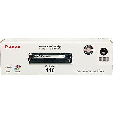 Canon Color Laserjet Cartridges 116 series
