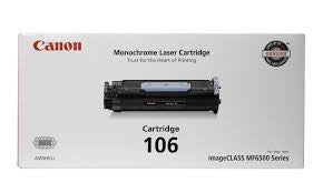 Canon Laserjet Cartridge 106, Black