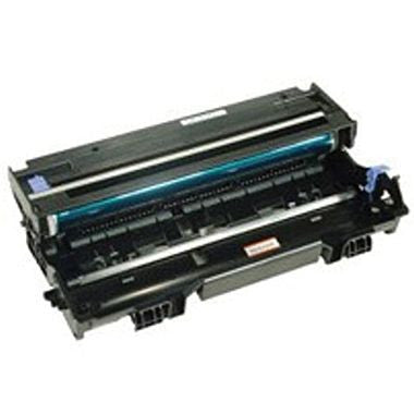 Panasonic laserjet Toner Cartridge DQ-UG27H, High Yield, and Panasonic Black Drum Unit DQ-UH35H, black