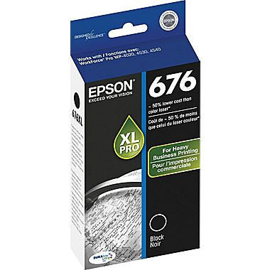 Epson inkjet 676XL high Yield series