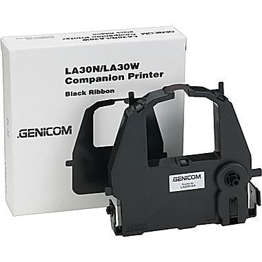 Tally Genicom Nylon Ribbon Printer Cartridge Genicom Part Number: LA31R-06, LA30N/LA30W