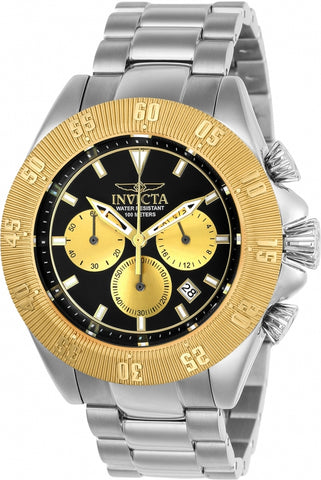 Invicta 22667 Speedway Chronograph Black Dial Men's Watch