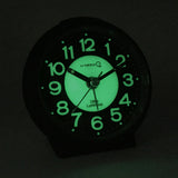 easy read at night luminous desk clock