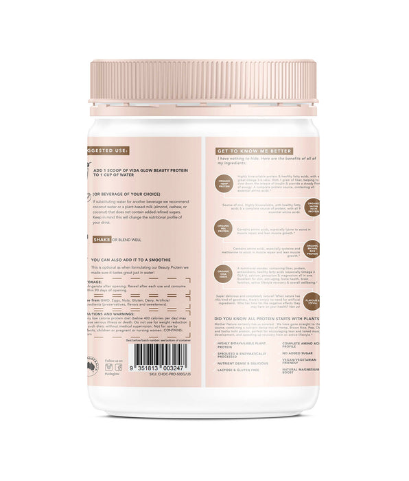 Beauty Protein (Chocolate, Vanilla)