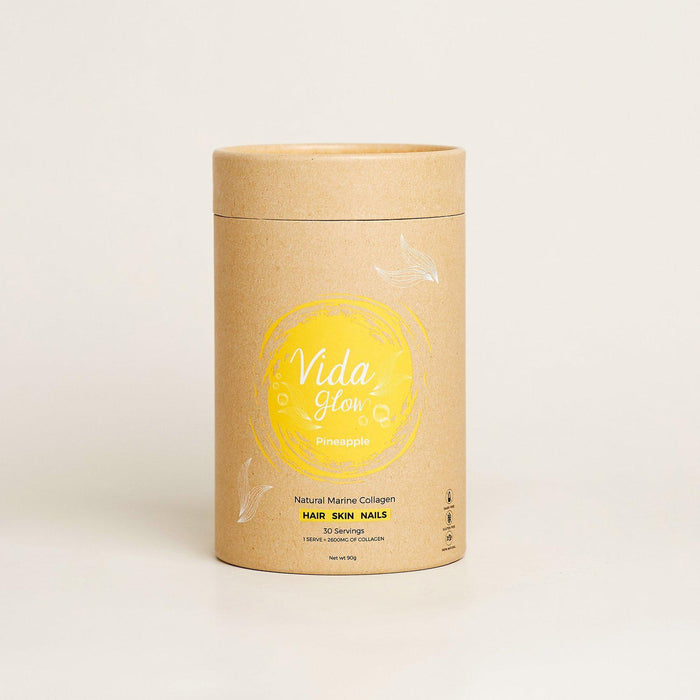 Vida Glow Pineapple Marine Collagen