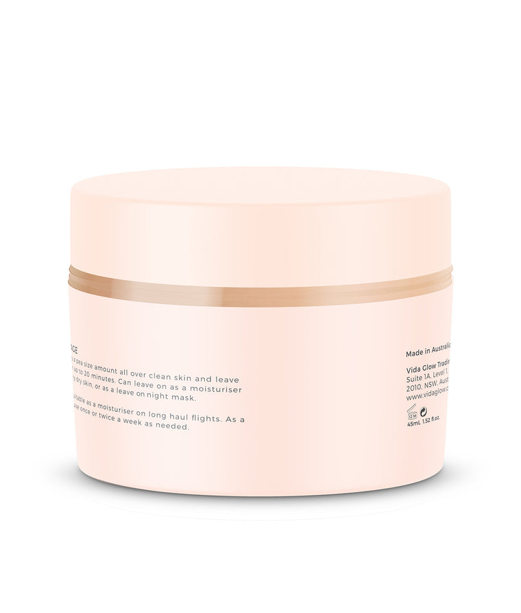 Antioxidant Rich Hydration Mask