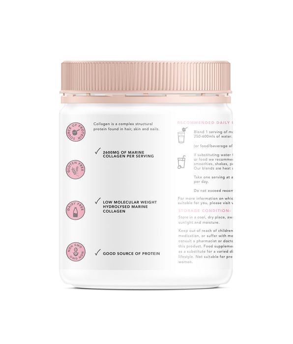 Peach Loose Powder 90g