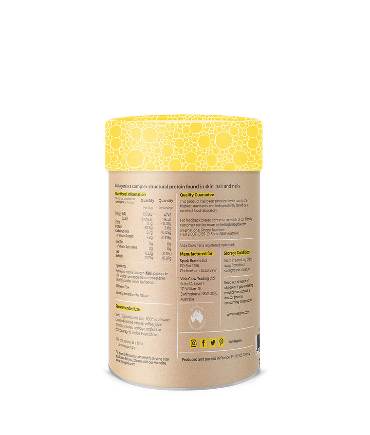 Pineapple Loose Powder