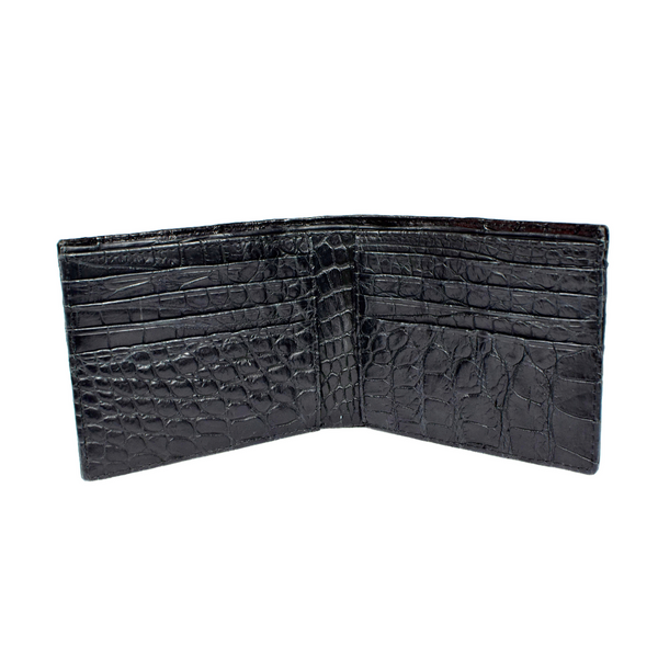 Genuine Exotic Crocodile skin wallet #0008