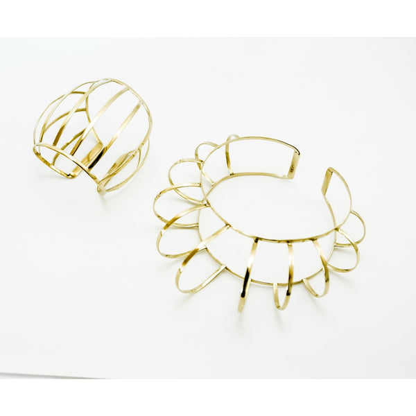 Caged Dome Cuff