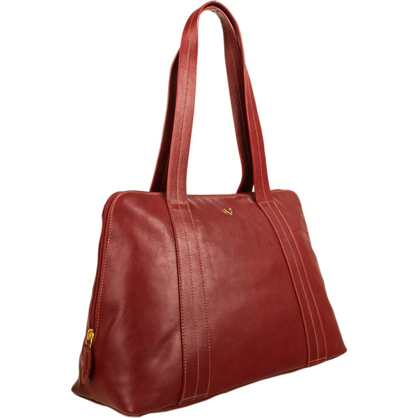 7a6d245ea Cerys Leather Multi-Compartment Tote Bag