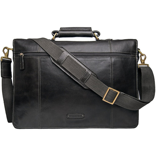 Hidesign Parker Large Briefcase-Men - Bags - Briefcases-Hidesign-The Luxury Upgrade