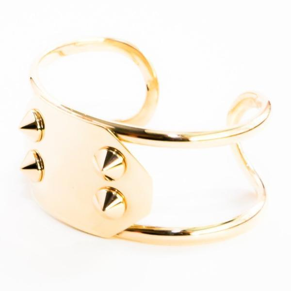 ID Spike Cuff-Women - Jewelry - Cuffs-BISJOUX-The Luxury Upgrade