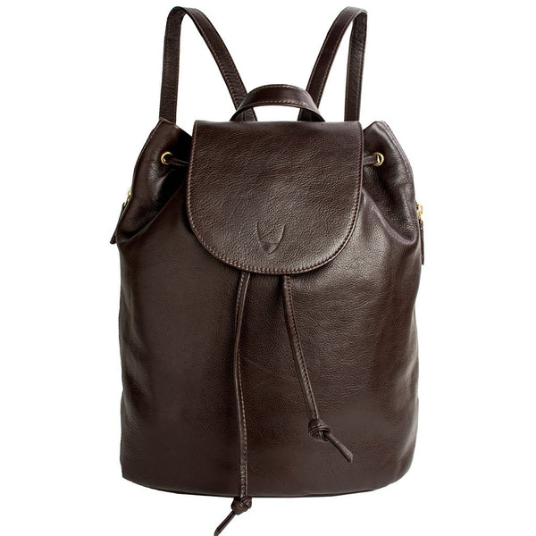 Leah Leather Backpack-Men - Bags - Backpacks-Hidesign-The Luxury Upgrade