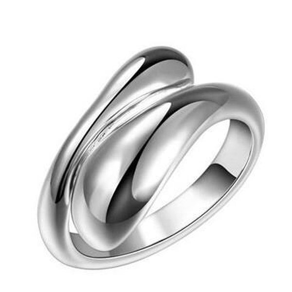 Minoa Sterling Silver Wrap Ring-Women - Jewelry - Rings-Peace + Love +Bling ~ Ethical is Beautiful-The Luxury Upgrade