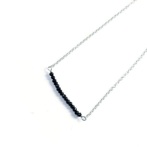 "'Raise The Bar' Necklace-20""-Women - Jewelry - Necklaces-Brette Jewelry-The Luxury Upgrade"