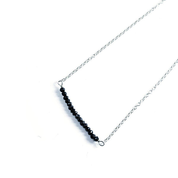 'Raise The Bar' Necklace-Women - Jewelry - Necklaces-Brette Jewelry-The Luxury Upgrade