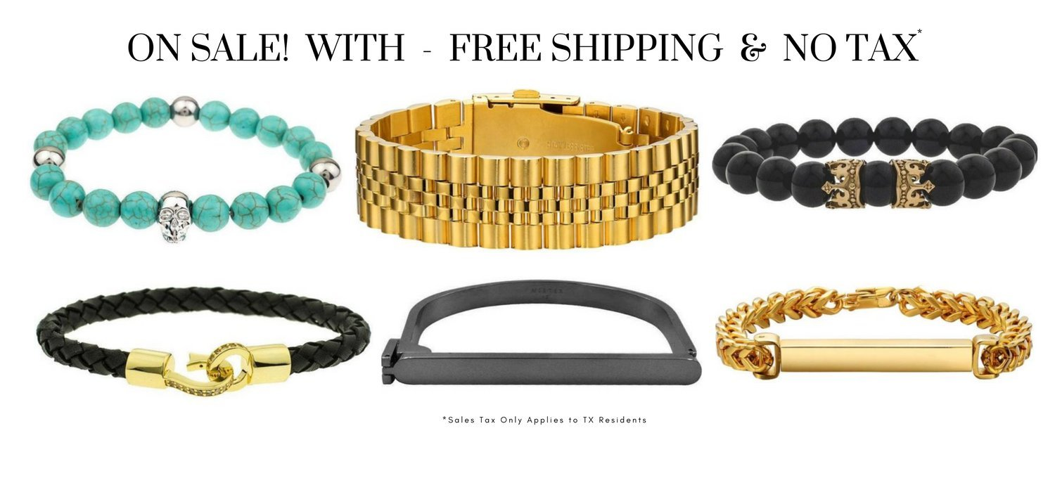 Free Shipping & No Tax On Fashion and Jewelry