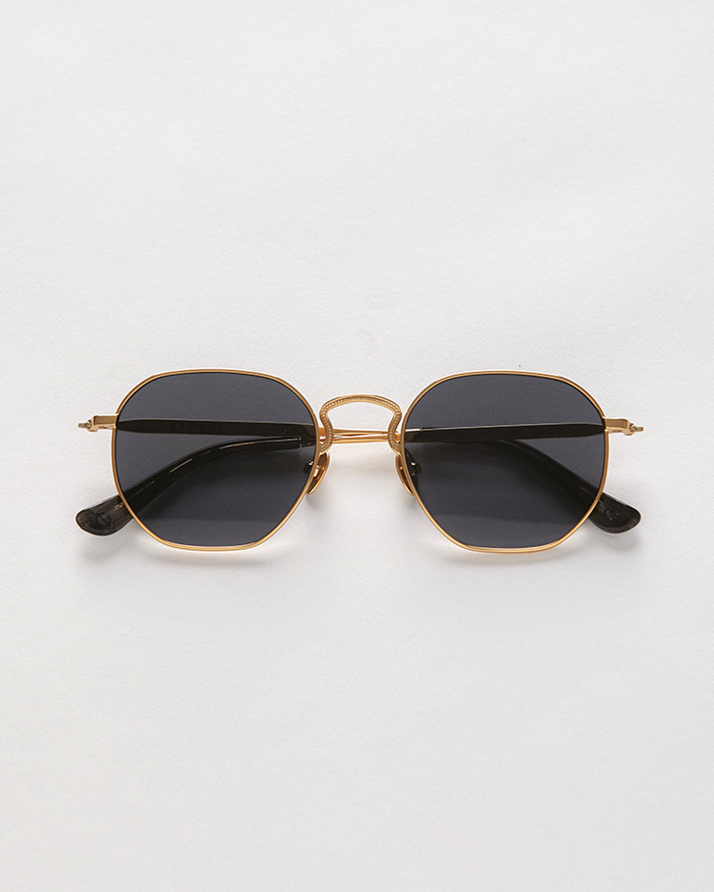 Denz - Gold Polished / Black