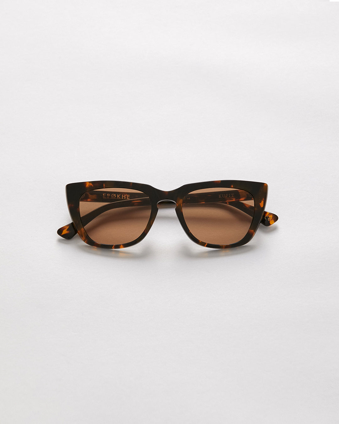 Kupit - Tortoise Polished / Brown